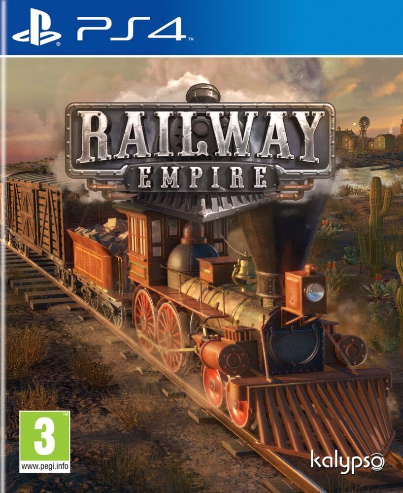 Railway Empire (російські субтитри) PS4