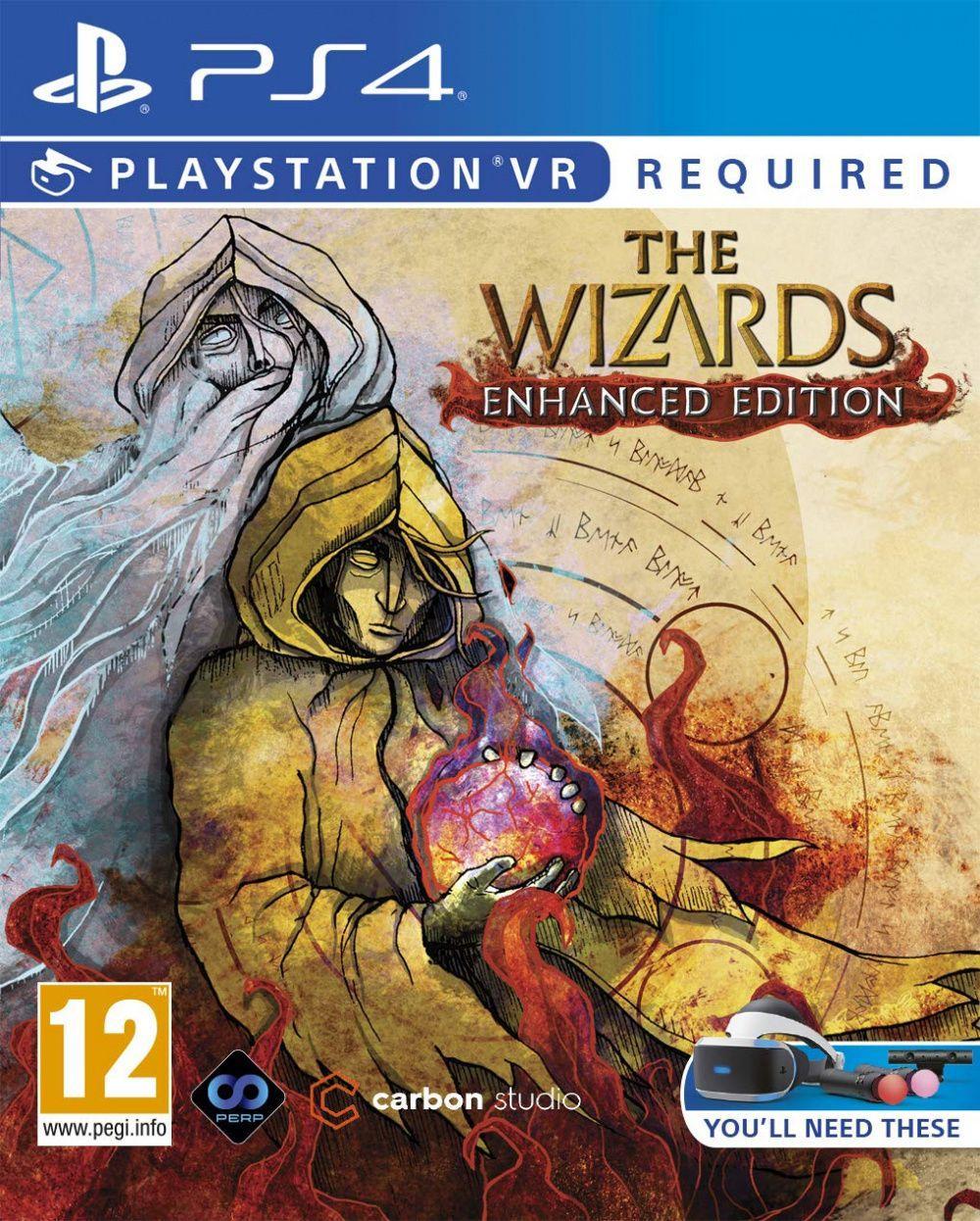 The Wizards (англійська версія) VR PS4
