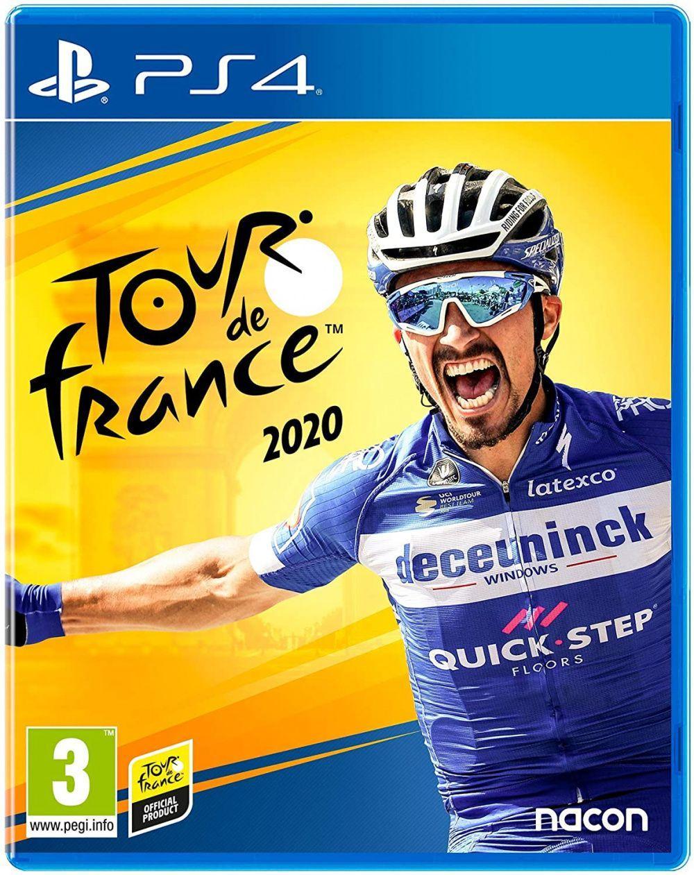 Tour De France 2020 (англійська версія) PS4