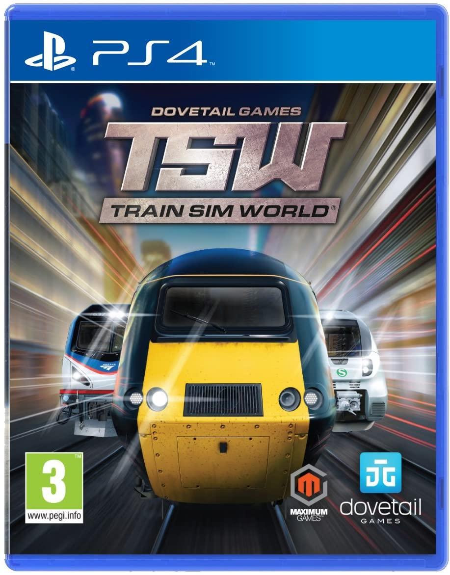 Train Sim World (російська версія) PS4
