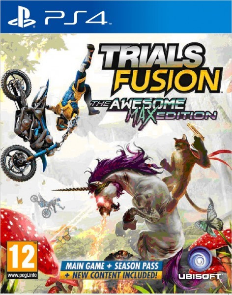 Trials Fusion Awesome Max Edition (русские субтитры) PS4