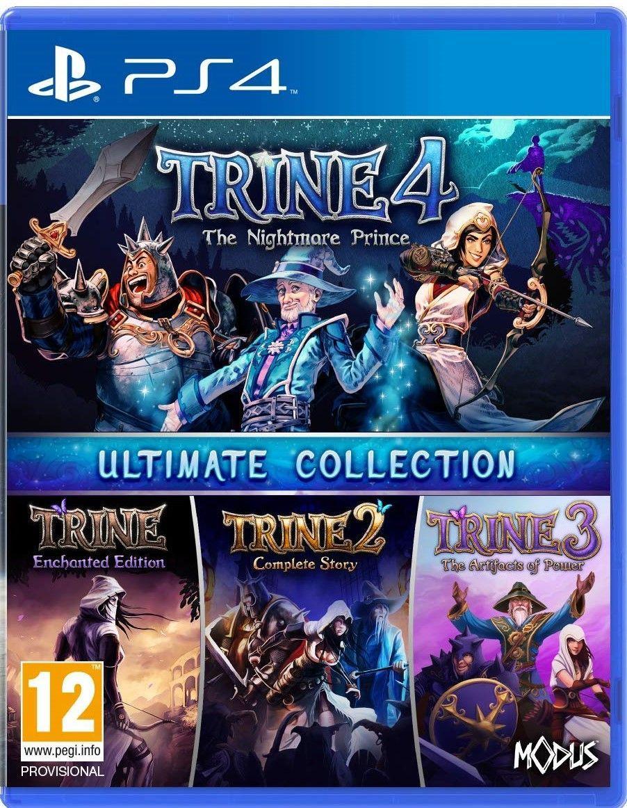 Trine Ultimate Collection (російські субтитри) PS4