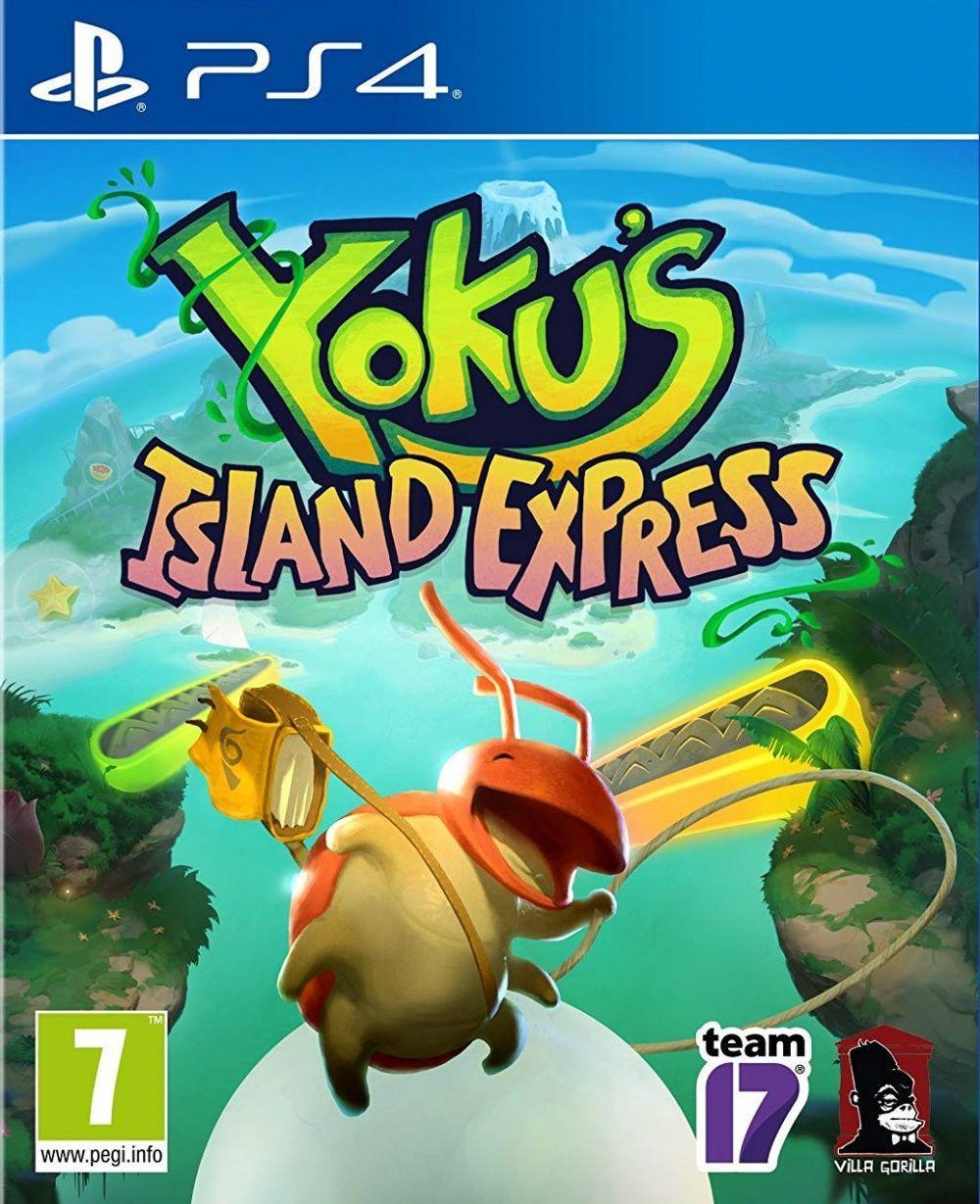 Yokus Island Express (русские субтитры) PS4