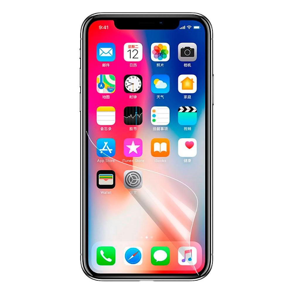 Защитная бронепленка для iPhone 11 Pro (BronoSmart)