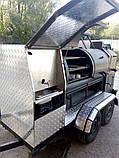 Смокер-трейлер, кухня на колесах, фото 3