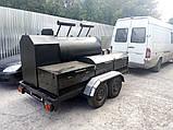 Смокер-трейлер, кухня на колесах, фото 2