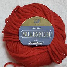 Итальянская 60% шерстяная пряжа, разные цвета Красный