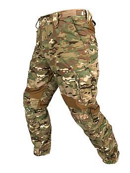 Брюки тактические 4К Combat Pro Multicam