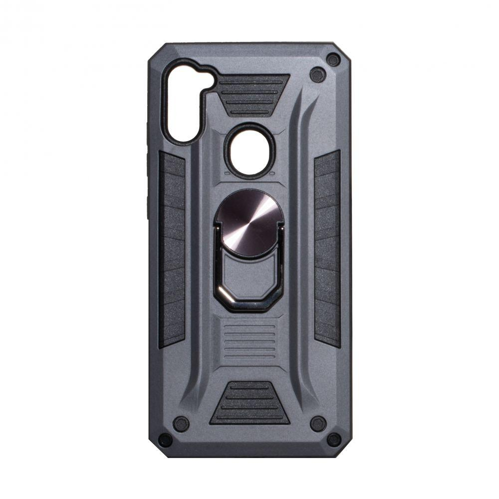 Чехол Robot Case with ring for Samsung A11/M11