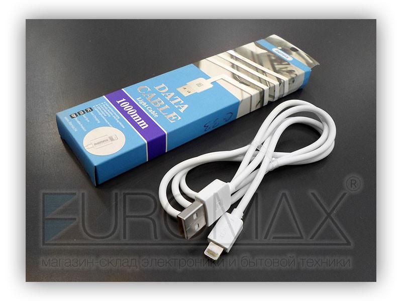 Кабель USB - Lightning Remax USB-REMAX-C33-I5