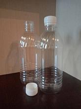 """Пластиковая пэт бутылка 500 мл """" хрусталик """""""