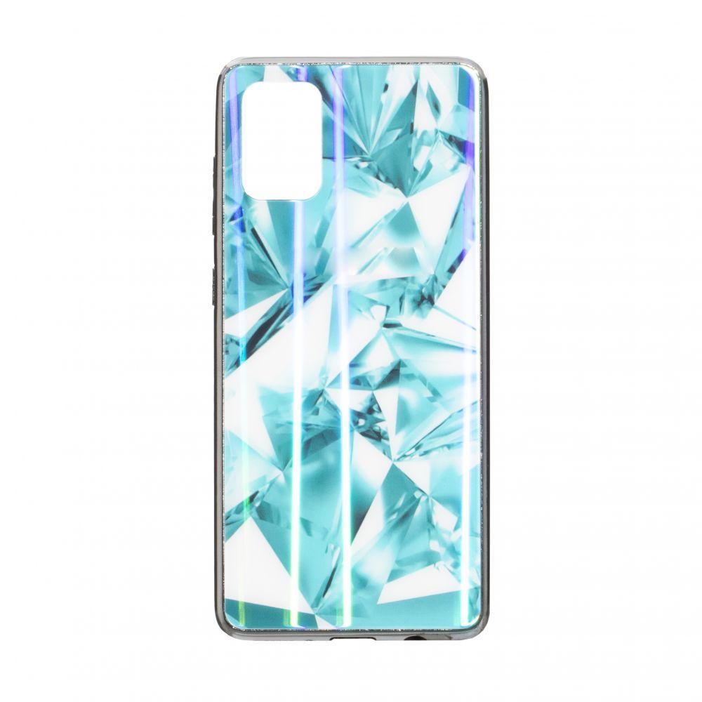 Чехол Glass TPU Prism for Samsung A71 2020