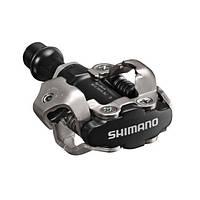 Контактные педали Shimano PD-M540 MTB SPD, черные, фото 1