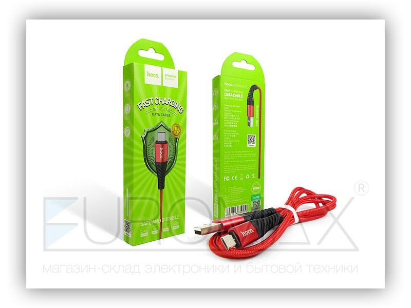 Кабель USB - micro USB Hoco (уп. 30шт) 300шт X38-V8