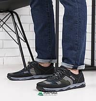 Кроссовки мужские камуфляж оливковый оттенок 40р, фото 2