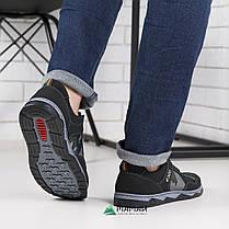 Кросівки чоловічі камуфляж оливковий відтінок, фото 2