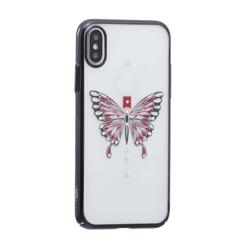 Чехол Simple Beauty Butterfly Series for Apple Iphone X