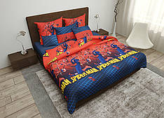 Детский комплект постельного белья 150*220 хлопок (15333) TM KRISPOL Украина