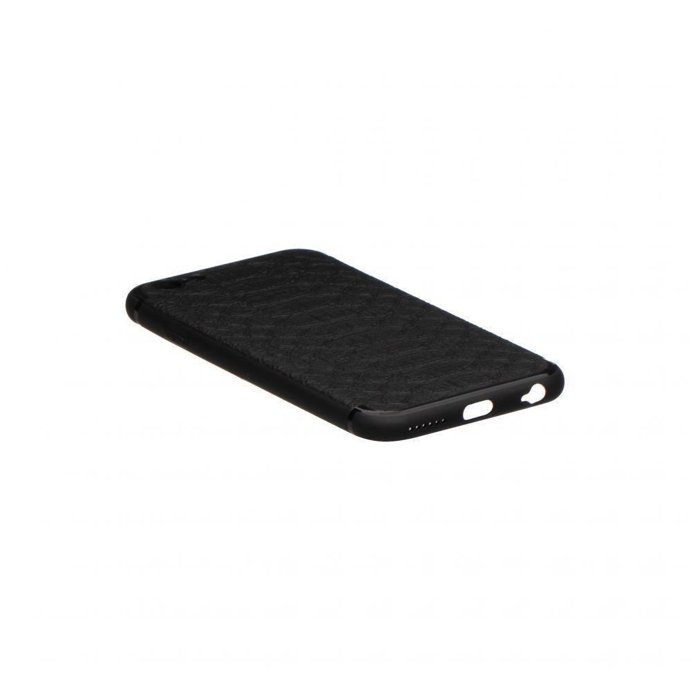 Чехол TPU Leather Croco with Magnit for Apple Iphone 6G