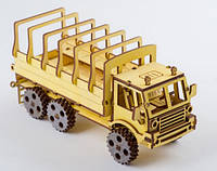 3D конструктор Військовий вантажівка ekoGOODS фанера