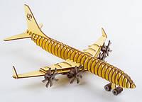 3D конструктор Літаків ekoGOODS фанера