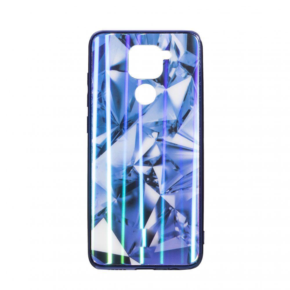 Чехол Glass TPU Prism for Xiaomi Redmi Note 9
