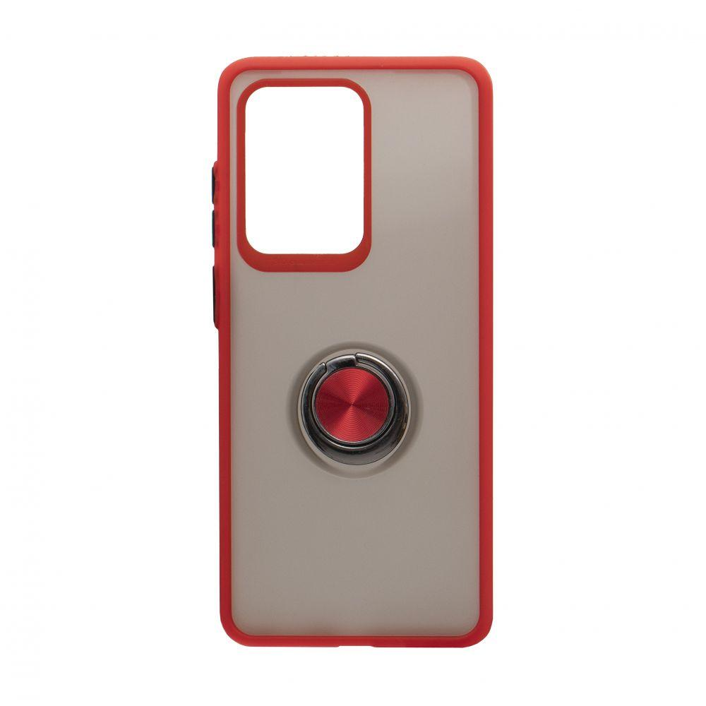 Чехол Totu Copy with Ring for Samsung S20 Ultra 2020