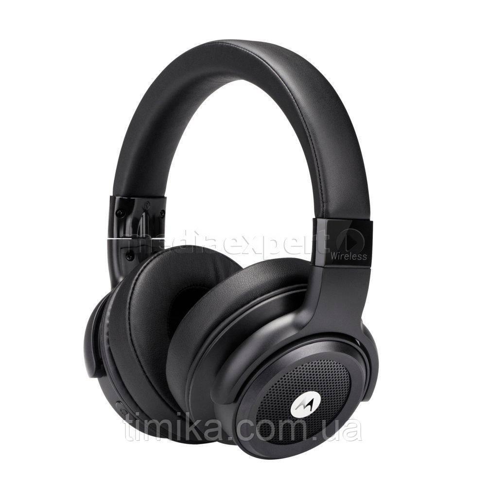 Накладные наушники MOTOROLA Escape 800 АНК Bluetooth Черный