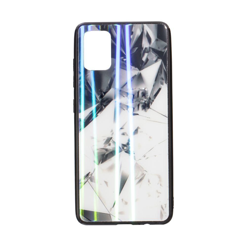 Чехол Glass TPU Prism for Samsung A51 2019