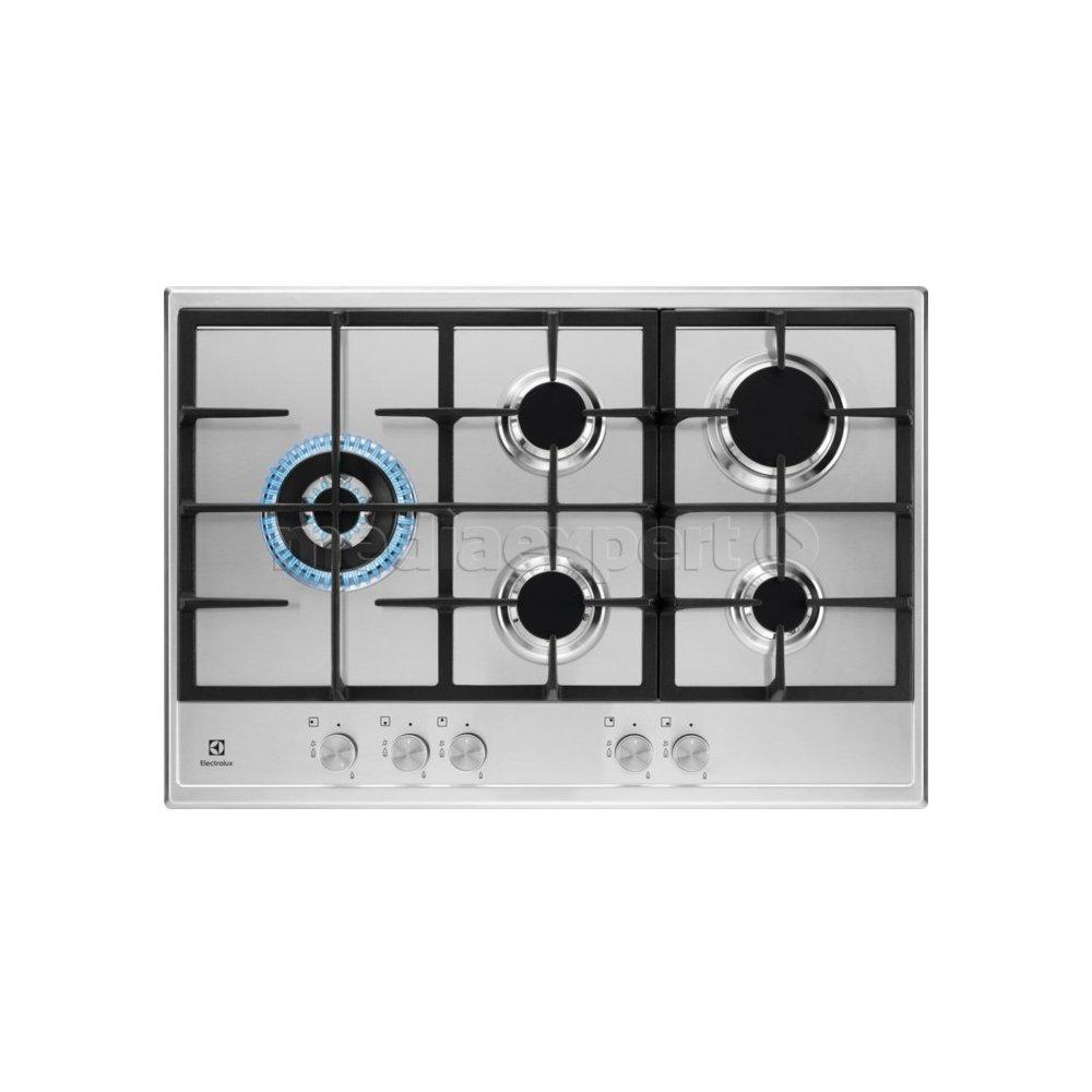 Газовая плита ELECTROLUX KGS7566SX