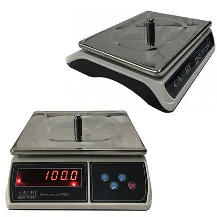 Весы фасовочные Днепровес ВТД-С (6 кг), фото 2