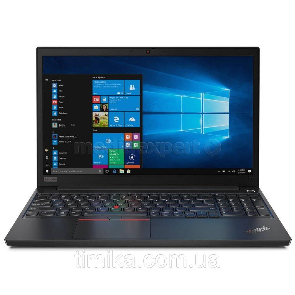 Ноутбук LENOVO ThinkPad E15 Ryzen 3 4300U 4GB 256GB SSD W10P