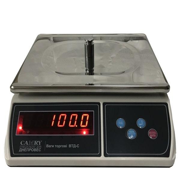 Весы фасовочные Днепровес ВТД-С (15 кг)