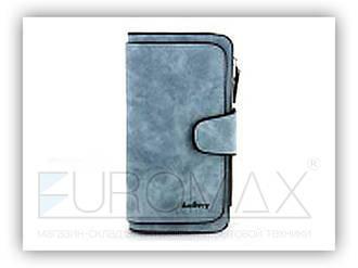 Кошелек Baellerry N2345 blue Jeans