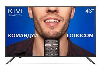 """Телевізор 43"""" Kivi 43U710KB"""