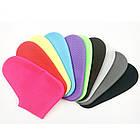 Силіконові чохли бахіли для взуття від дощу і бруду розмір L 42-45 розмір колір рожеві, фото 10