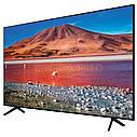 Телевизор SAMSUNG LED UE70TU7122, фото 3
