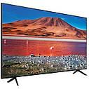 Телевизор SAMSUNG LED UE70TU7122, фото 8