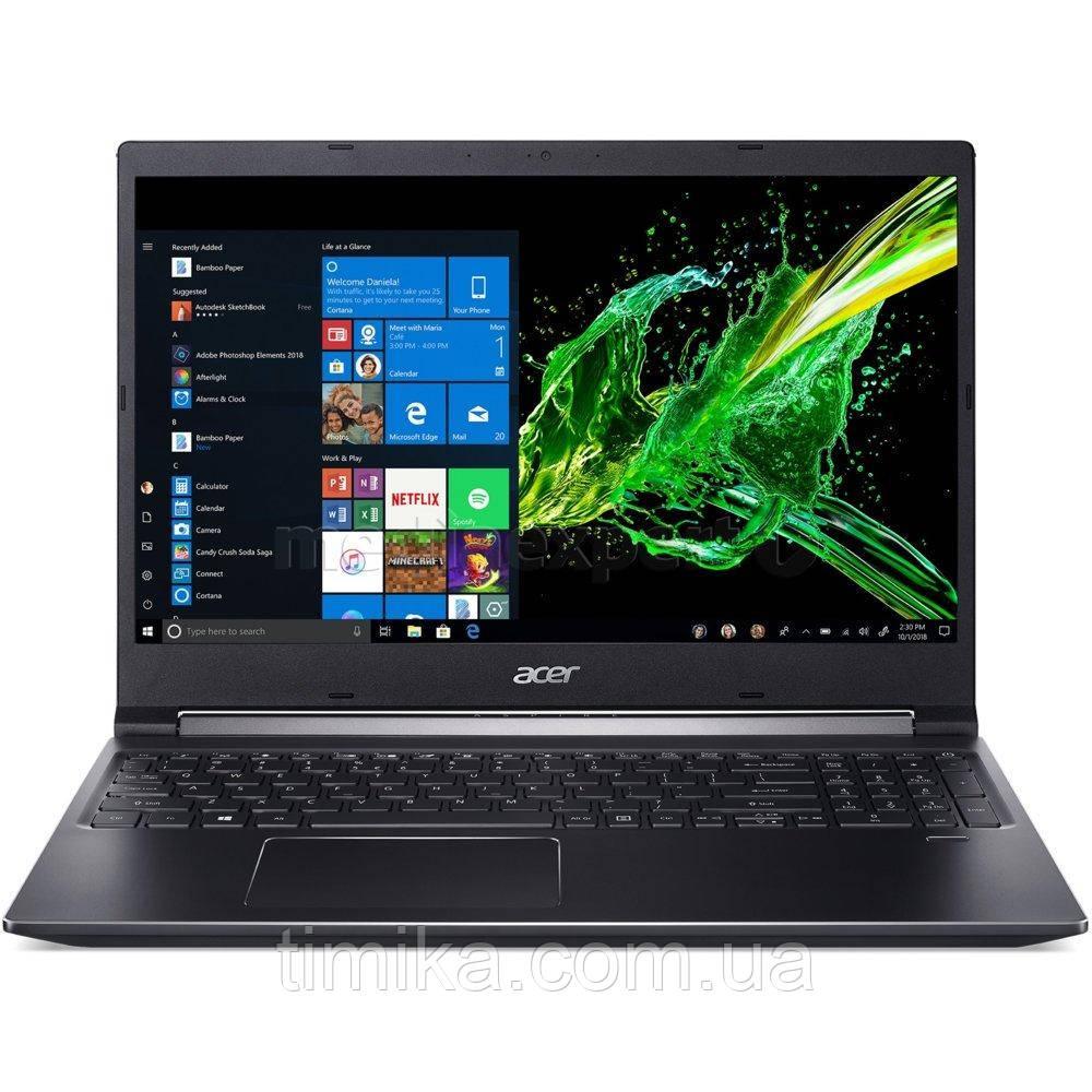 Ноутбук ACER Aspire 7 i7-8705G 8GB 512GB SSD