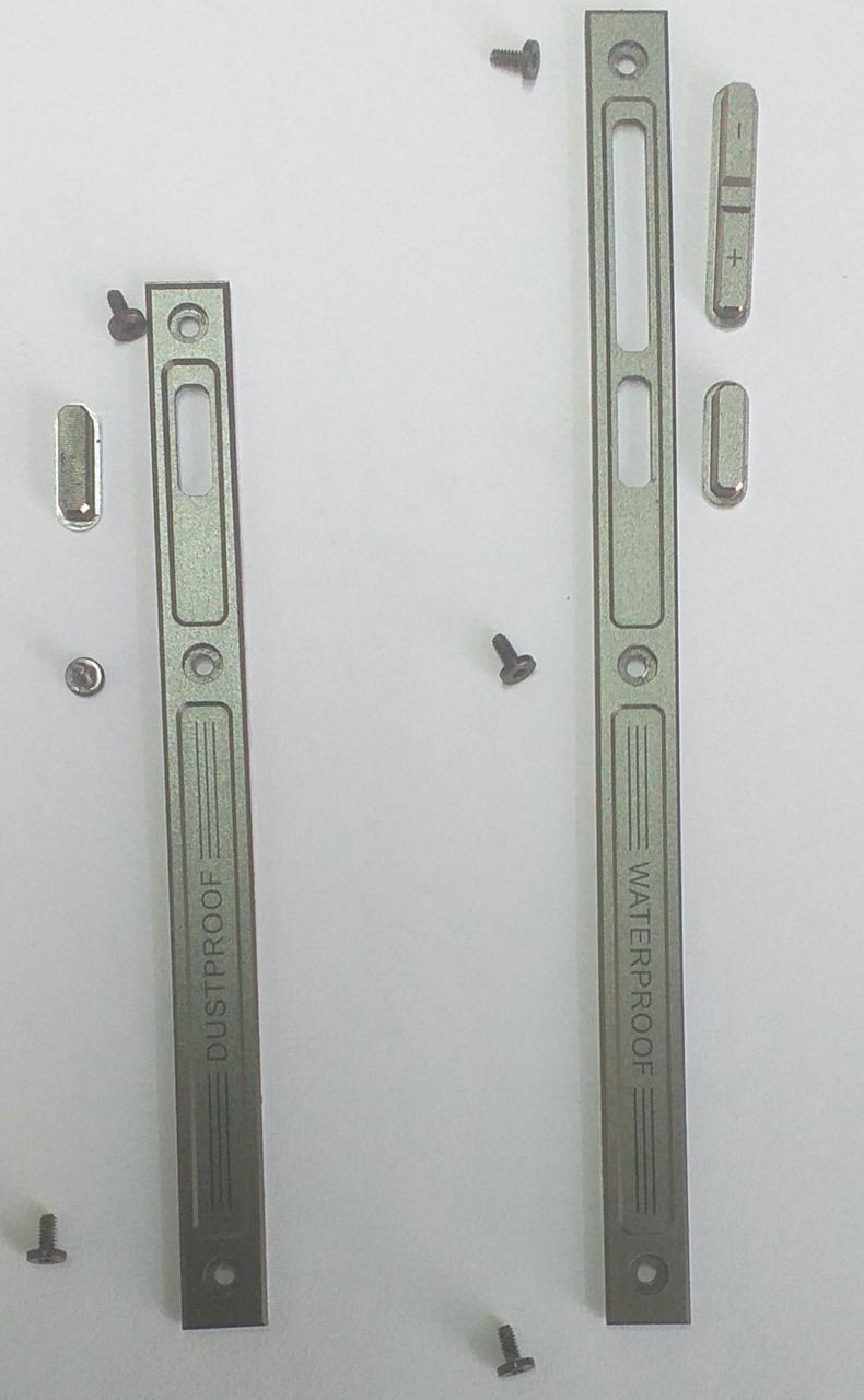 Кнопки боковые накладки Blackview BV5800