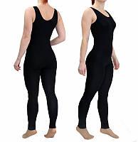 Р-р 104-164, Комбинезон трико для гимнастики и хореографии