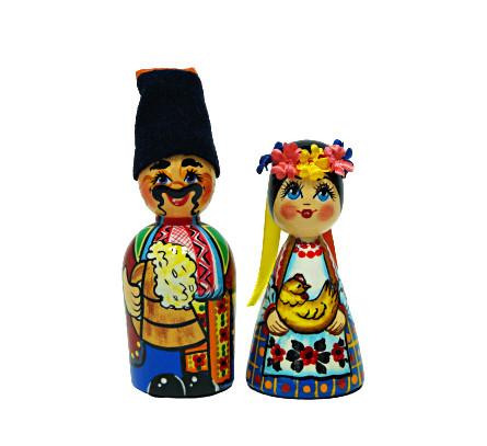Украинская кукла малая 48235425