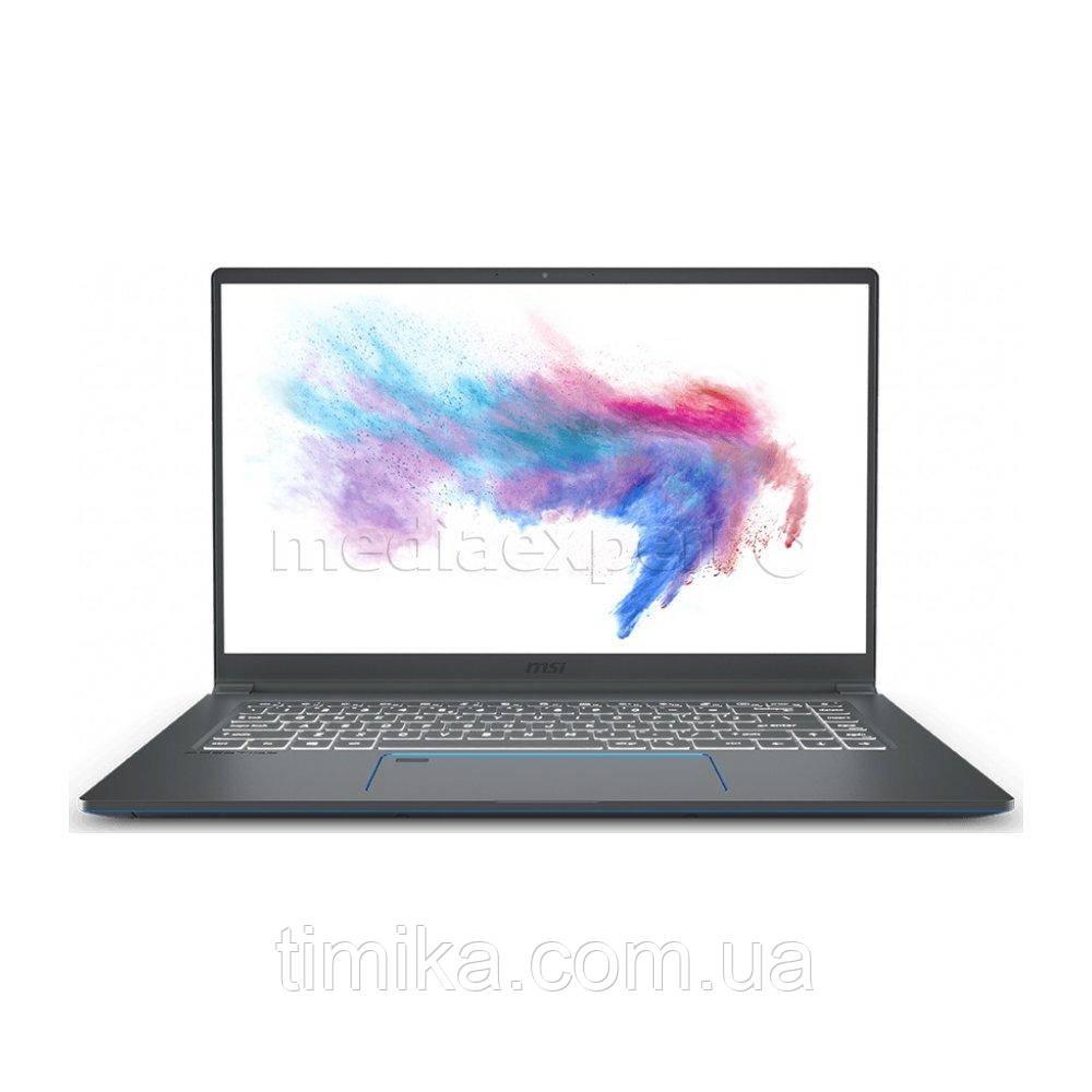 Ноутбук MSI Prestige 15 i7-10710U 8GB 512GB SSD, GF-GTX 1650 Max-Q W10