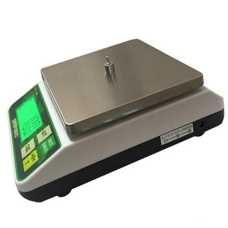 Весы фасовочные Днепровес ВТД-Т3ЖК (6 кг), фото 2