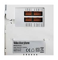 """Відеодомофон Tantos Prime 7"""" (White), фото 7"""