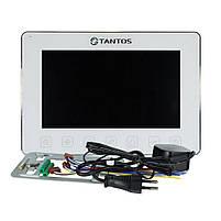 """Відеодомофон Tantos Tango 9"""" (White), фото 5"""