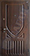 Дверь входная Саган 850х2030;950х2030 мм металл-МДФ №104