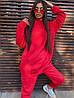 Женский повседневный спортивный костюм (худи и джогеры) р42-46 k5SP1055