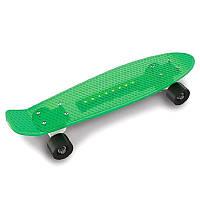 Игрушка детская «Скейт» артикул 0151/5 салатовый, без подсветки , детский