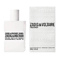 Zadig & Voltaire This is Her! Парфумована вода 100 ml. ліцензія